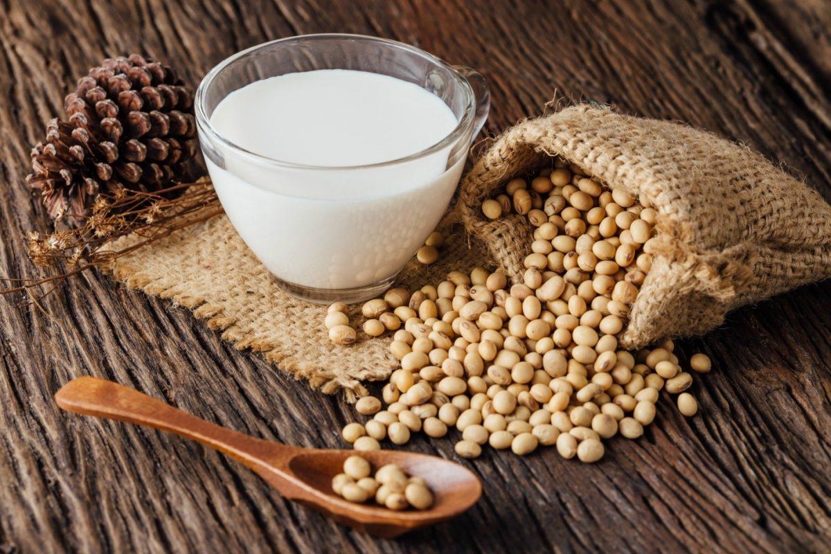 soy milk 2
