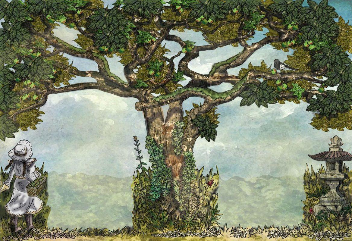 apple tree history