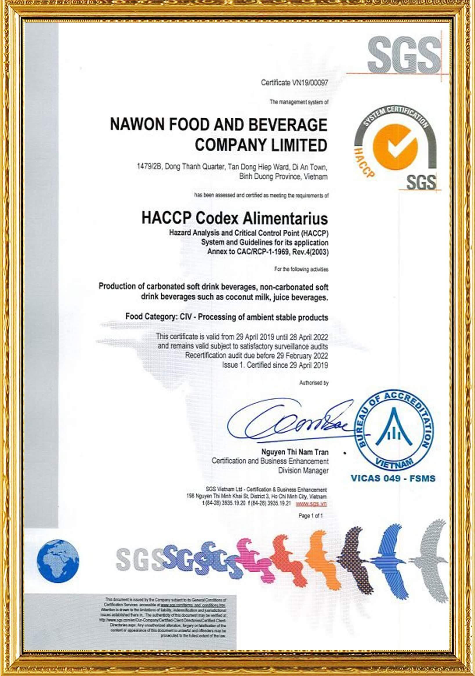 haccp-codex